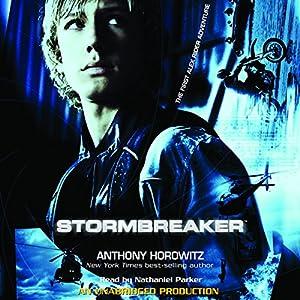 Stormbreaker Hörbuch