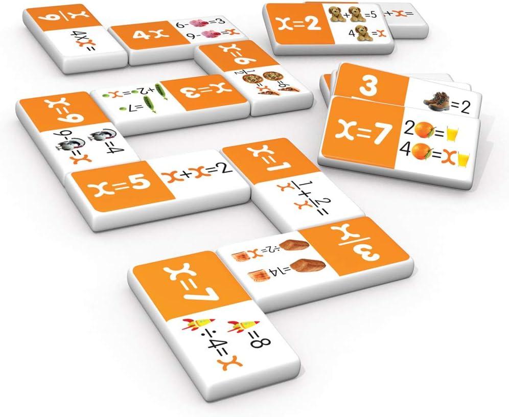 algebra dominoes math manipulative for high school