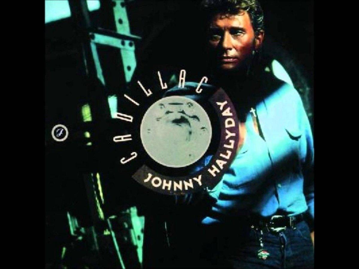 Johnny Hallyday - Cadillac (France - Import)