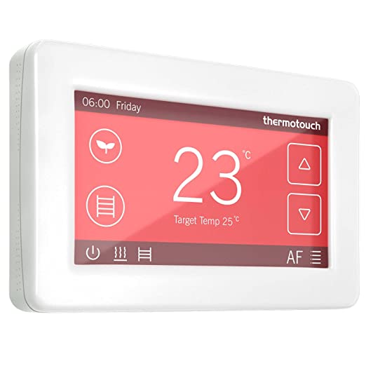 Thermotouch 5245 termostato Hielo, Color Blanco: Amazon.es ...