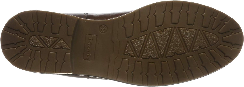 Tamaris 1-1-25056-23, Bottes Chelsea Femme Marron Muscat Leather 356