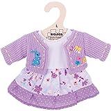 Abbigliamento Outfit 34cm BIGJIGS Toys Rosa Orso Polare Bambola di pezza Dress /& Cardigan
