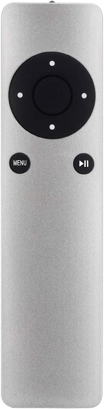 Replacement Remote Control for Apple A1156 A1427 A1469 A1378 A1294 APL TV MC377LL/A 1 2 3 TV2 TV3 iPhone Apple iPod TV MC377LL/A Remote