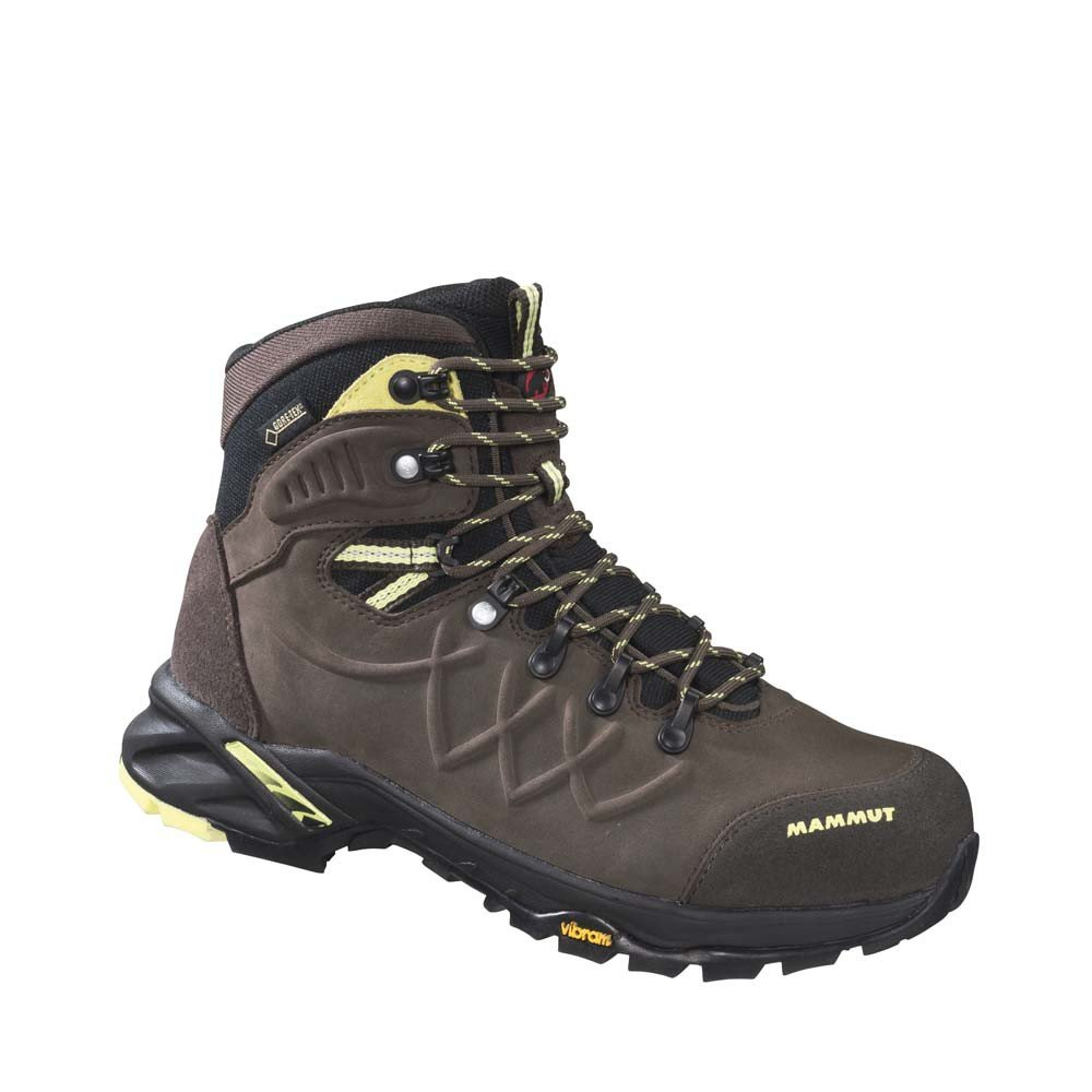 Mammut Nova Advanced High II GTX® Damens Graphite-Aloe