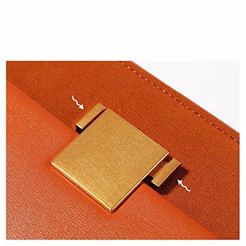 die neue match mode farbe klassisches kleine tasche, schulter - messenger - bag,brown brown