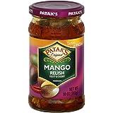 Medium Mango Relish - Net Wt. 10 oz.