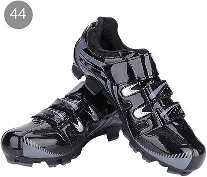 Dilwe Zapatos de Ciclismo, 1 par Hombres Transpirable ...