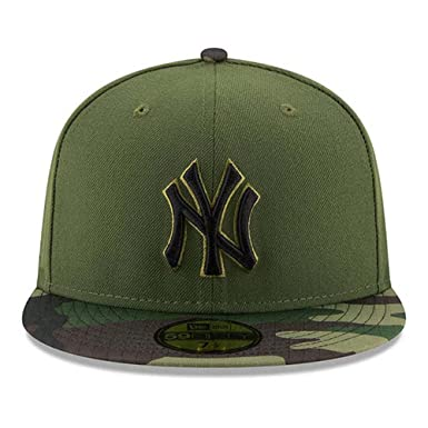 98253a85ba3 100% Authentic New York Yankees New Era Memorial Day Salute To Service  9Fifty SnapBack Hat