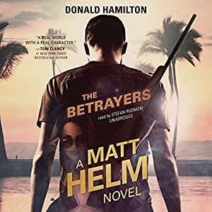 The Betrayers Audiobook