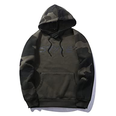 Mens Hoodies and Sweatshirts Zipper Hooded Sweatshirts Male Clothing  Fashion Military Hoody For Men Printed Hoodies 6c8b95b1d