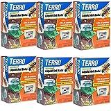 Terro 1806 Outdoor Liquid Ant Baits, 1.0 fl. oz. - 6 Count (6 Pack) (6)