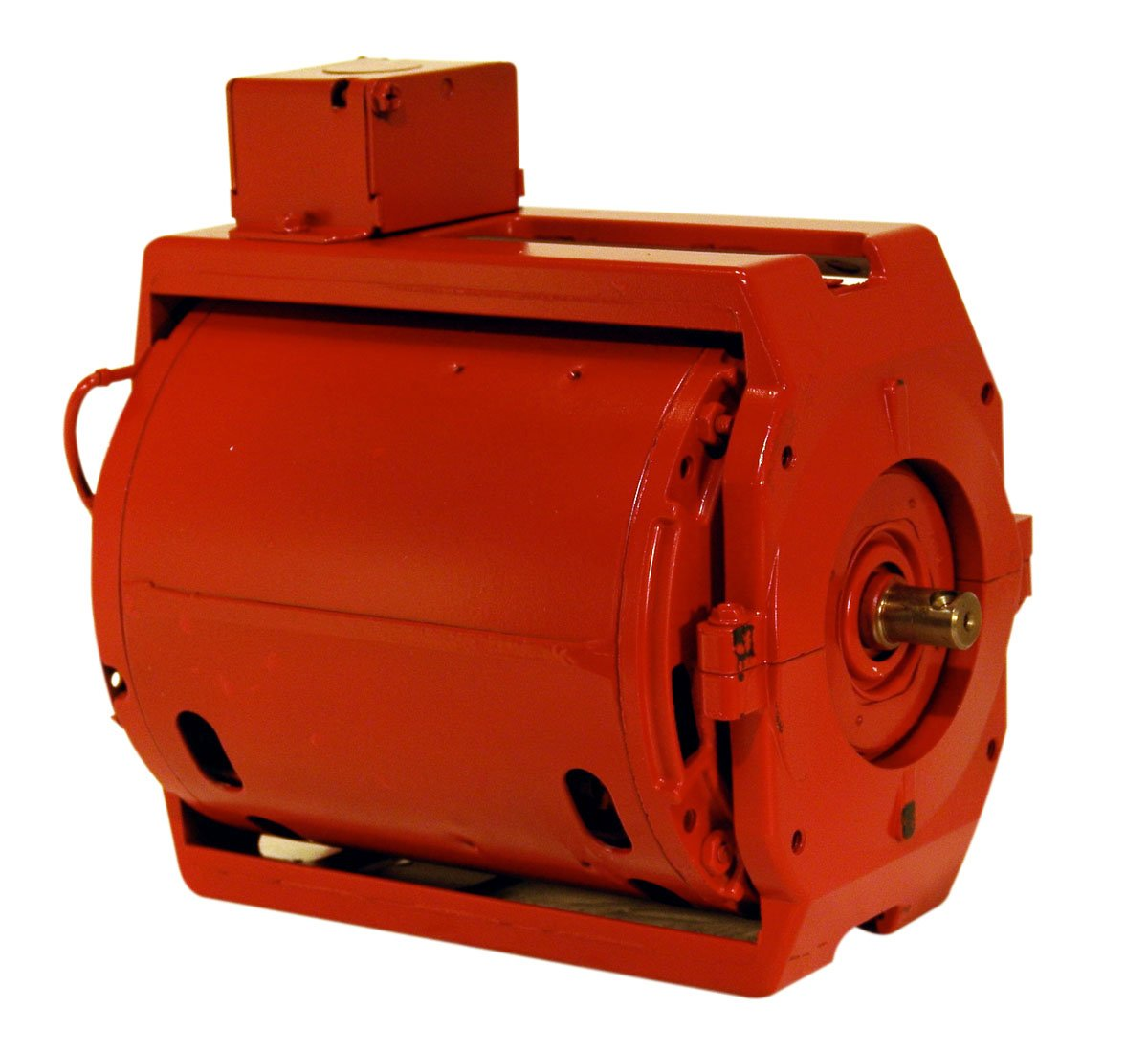 A.O. Smith 941L 1/6 HP, 1800 RPM, Shaft-1/2-Inch by 3/4-Inch With Set Screw Hot Water Circulator Motor