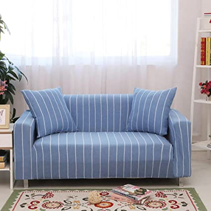 Amazon.com: Omelas Striped Sofa Slipcovers Strentch Stripes ...