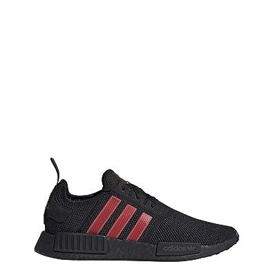 ADIDAS ORIGINALS NMD_R1 Sneaker Herren Schuhe schwarz rot