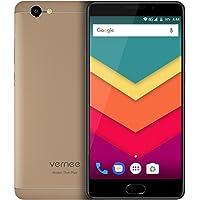 Vernee Thor Plus 4G phablet 5.5 pulgadas Android 7.0 Okta Core 1.3GHz 3GB RAM 32GB ROM Fingerprint 6200mAh Carcasa Metálica para Batería Sensor 13.0MP Cámara Principal
