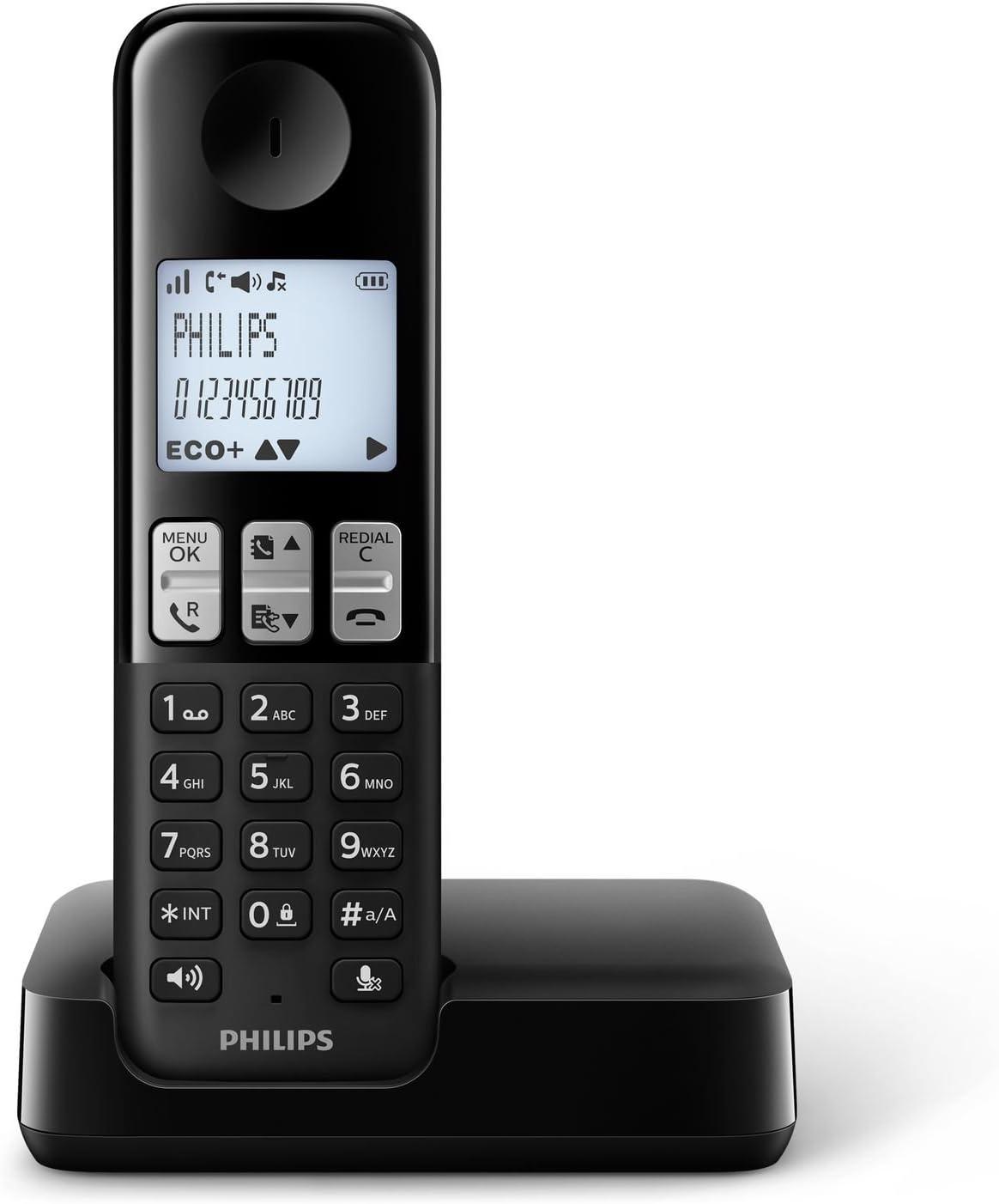 Philips D230 Candy Bar Elektronik