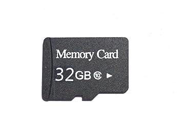 Qprods - Tarjeta Micro SD de 32 Gb Clase 10 U1, 20 Mb/s de escritura, lectura de hasta 90 Mb/s. 1 año de garantía.