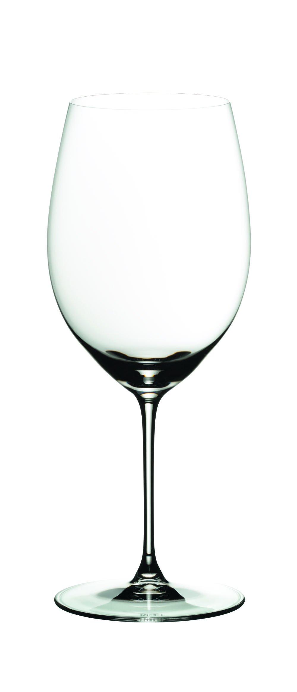 Riedel Veritas Cabernet/Merlot Glass, Clear, Set of 8