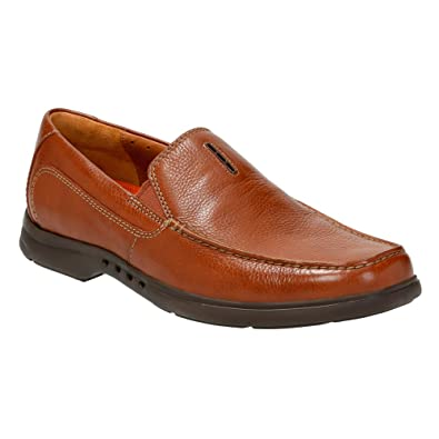 aa7686fb60c Clarks Men s Un.Easley Twin Loafer Tan 7.5 2E US  Buy Online at Low Prices  in India - Amazon.in