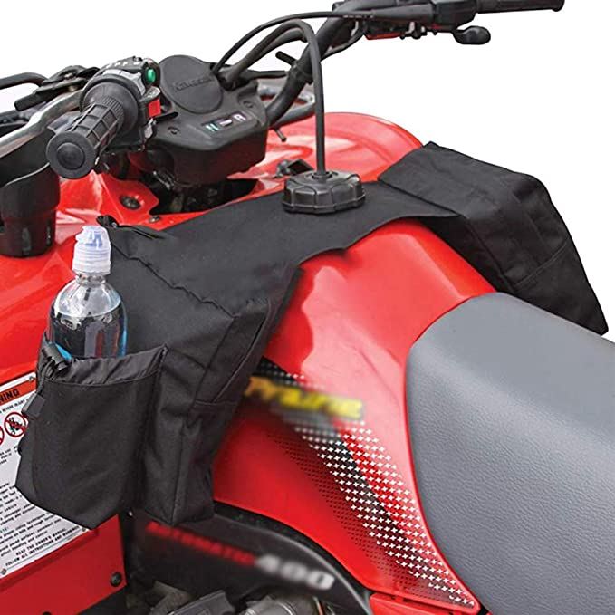 Motorcycle Tank Bag ATV hion With Front Pockets Casual Luggage Storage Practical Water Bottle Travel Oxford Cloth Portable Multifunction Waterproof Universal