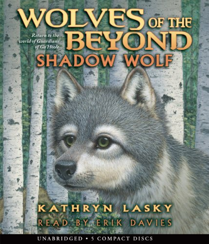 Wolves of the Beyond #2: Shadow Wolf - Audio by Brand: Scholastic Audio Books