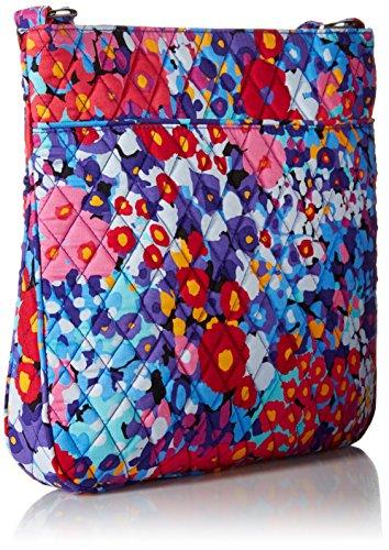 Vera Triple Bradley Signature Impressionista Cotton Zip Hipster rr4Rxw5a7q