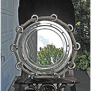 61JOlFdg0%2BL._SS300_ 100+ Porthole Themed Mirrors For Nautical Homes For 2020