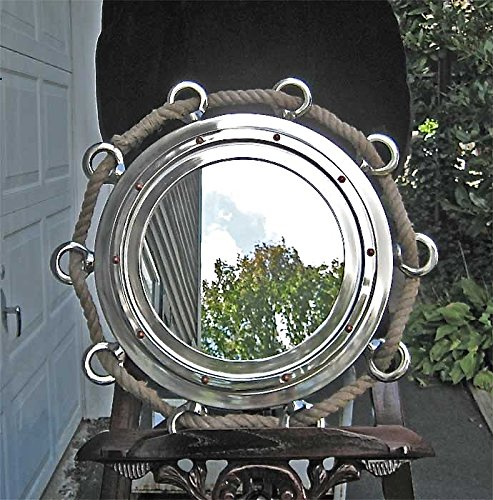61JOlFdg0%2BL Best Porthole Mirrors For Nautical Homes