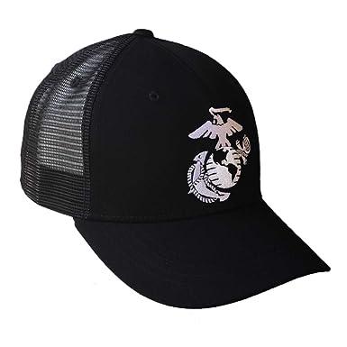United States Marine Corps USMC EGA Marines Embroidered Mesh