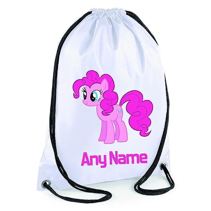 Personalised Group of Funny Cartoon Animals Kids Childrens Gym bag Drawstring PE