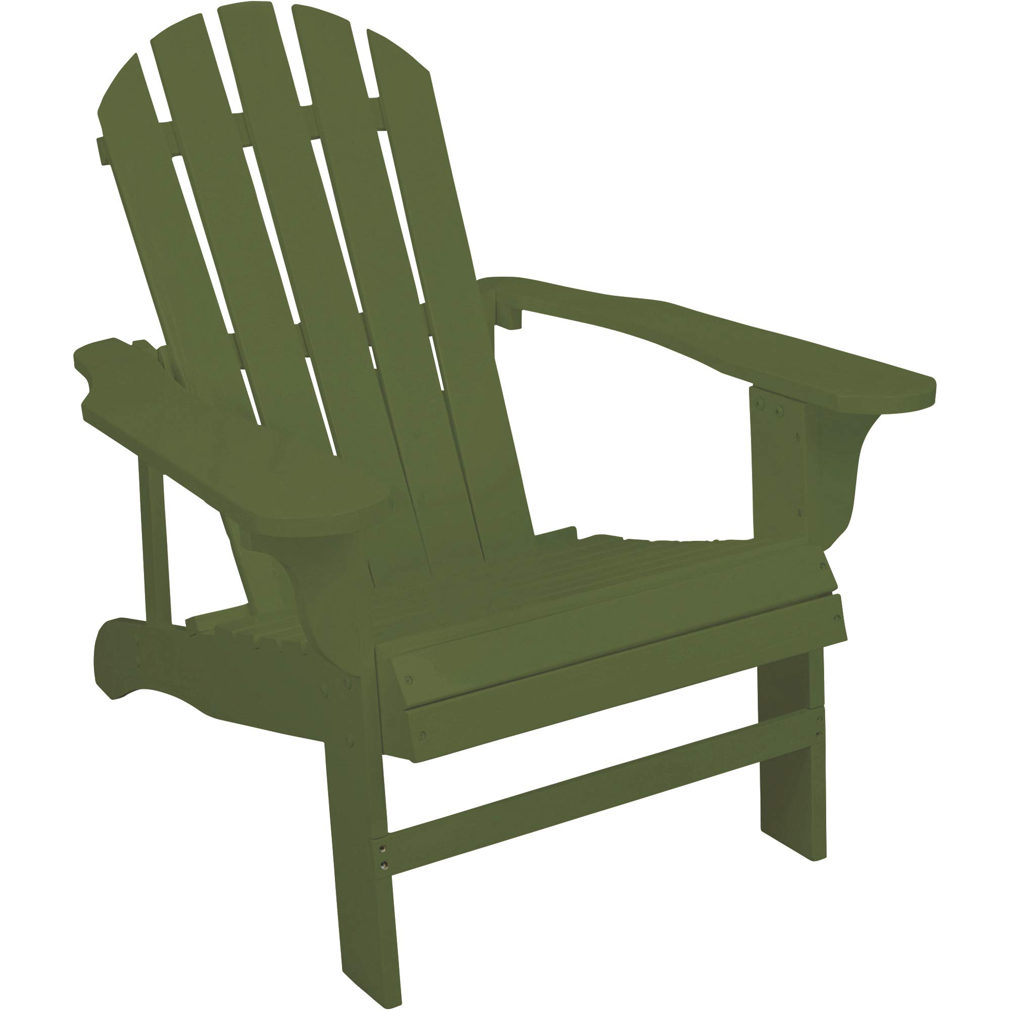 Leigh Country Classic Sage Painted Wood Adirondack Chair by Leigh Country