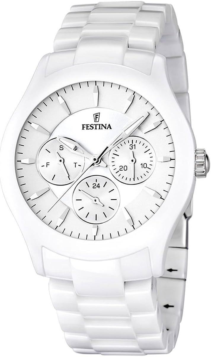 FESTINA Reloj Ceramic Mujer multifunción - f16639-1