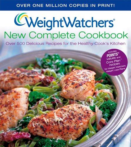 Weight Watchers New Complete Cookbook by Weight Watchers