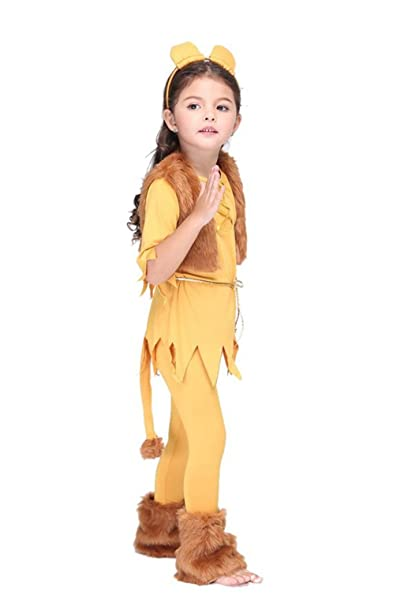 Amazon.com NonEcho Lion King Halloween Costumes for Children Kids Boys u0026 Girls Clothing  sc 1 st  Amazon.com & Amazon.com: NonEcho Lion King Halloween Costumes for Children Kids ...