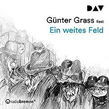 Ein weites Feld Hörbuch von Günter Grass Gesprochen von: Günter Grass