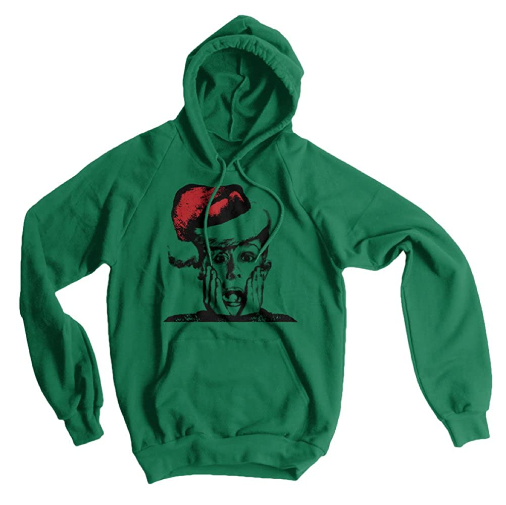 1e15126f5 Macaulay Culkin Santa American Apparel Hoodie at Amazon Men's Clothing store :