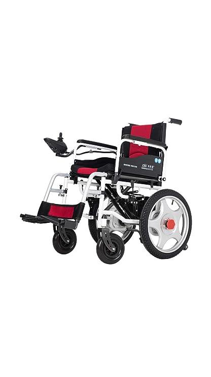 Rodillo auxiliar de aleación de aluminio para silla de ruedas eléctrica, fiable, no es