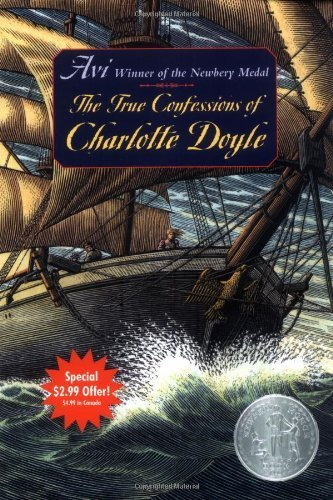 The True Confessions of Charlotte Doyle (Summer Reading Edition) by Avi (2005) Paperback
