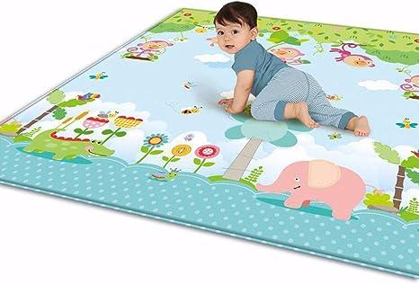 YVSoo Alfombra de Juegos para bebés gatear XXXL Tapete