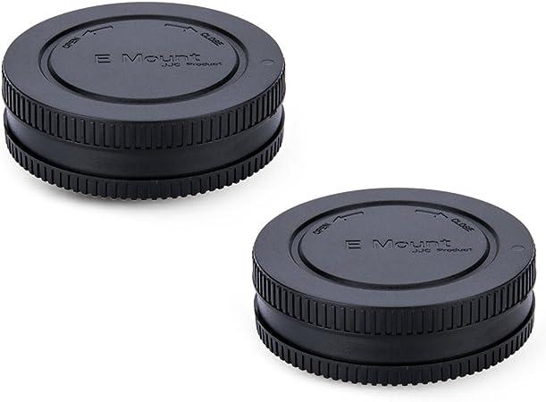 Jjc Gehäusedeckel Objektivdeckel Für Sony E Mount Kamera