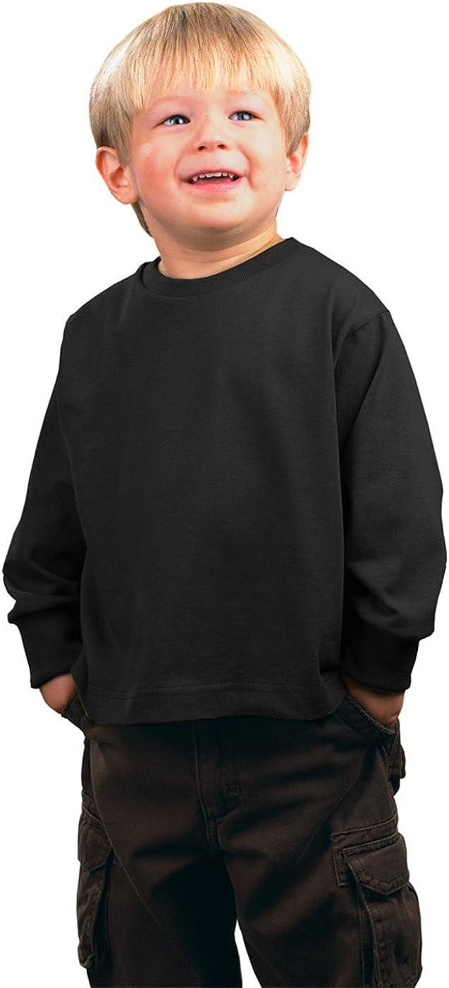 Toddler Long Sleeve T-Shirt Rabbit Skins