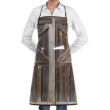 Delantales de parrilla para cocina Chef Bibiben - SarahKen ...