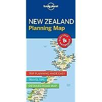 New Zealand Planning Map - 1ed - Anglais