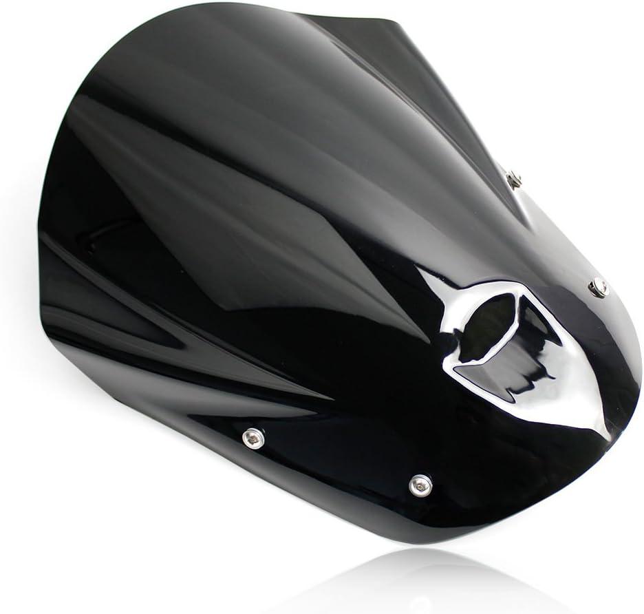 Fum/ée XX eCommerce MT09 FZ09 Pare-Brise de Moto Moto avec Support de Montage pour 2013-2016 Yamaha MT FZ 09 MT-09 FZ-09 2014 2015