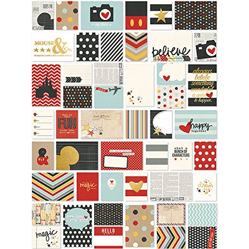 Simple Stories Snatp Say Cheese II Double-Sided Card (72 Pack)