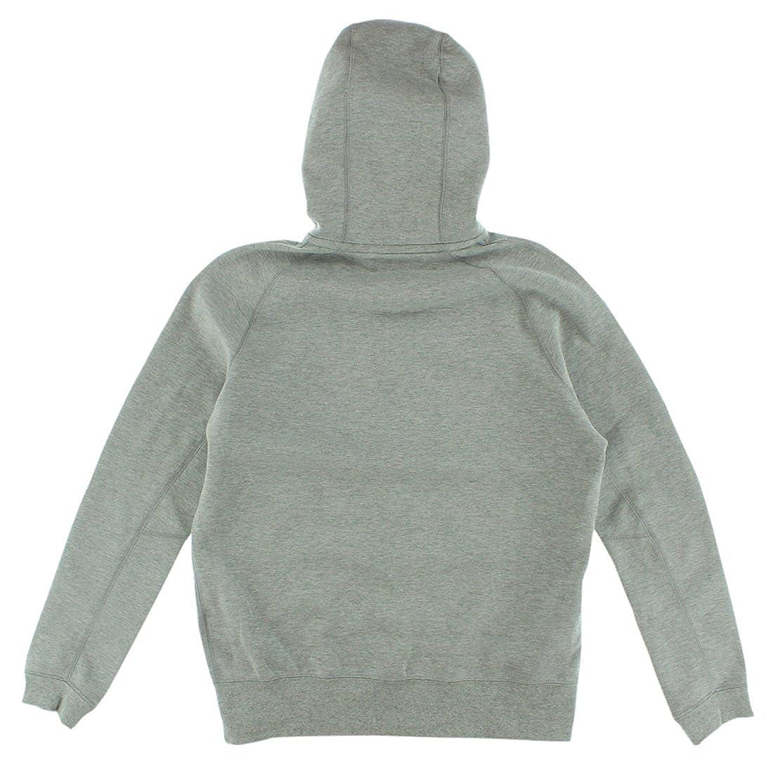 brand new 6aa15 caaf8 Amazon.com  Nike Men s Tech Fleece AW77 Hoodie Jacket, Dark Grey Heather,  Small  Sports   Outdoors