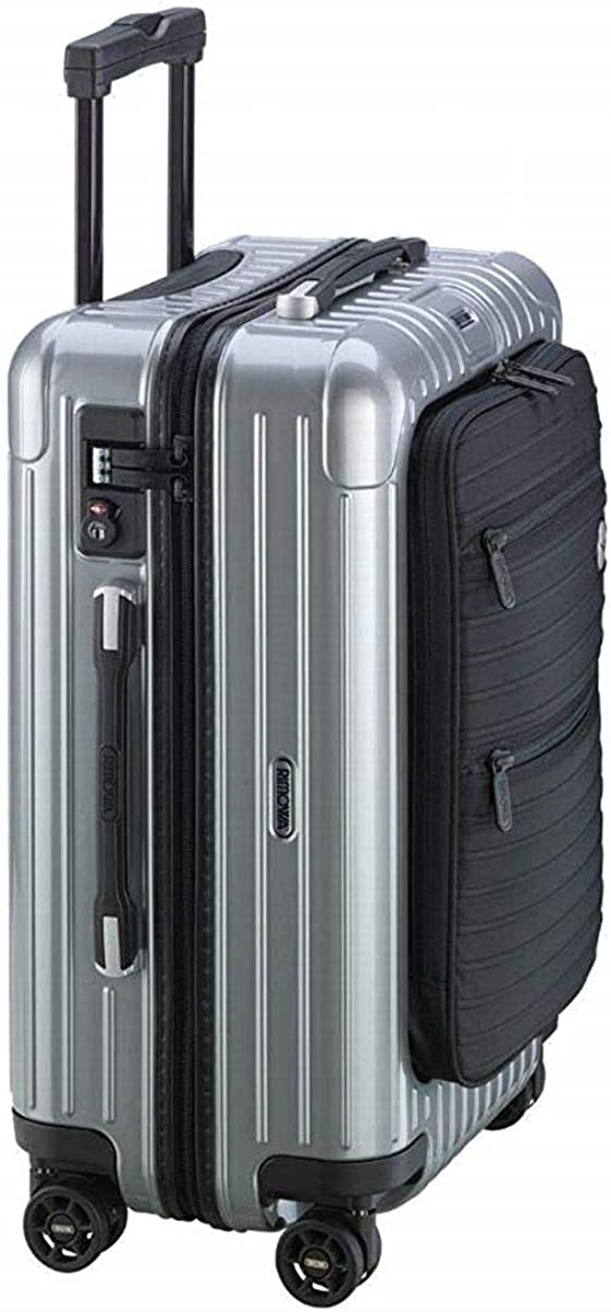 RIMOWA Lufthansa Bolero Collection'suitcase Cabin Trolley 37L Silver