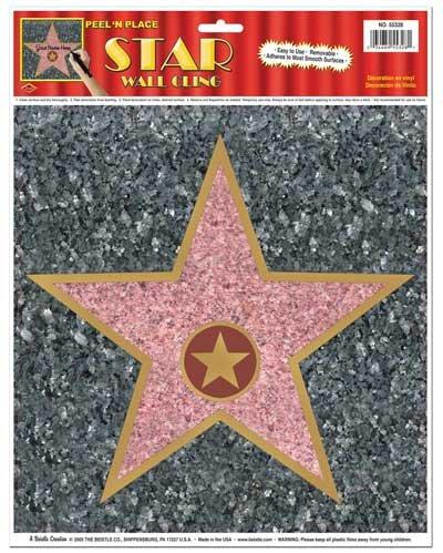 Star Peel-N-Place