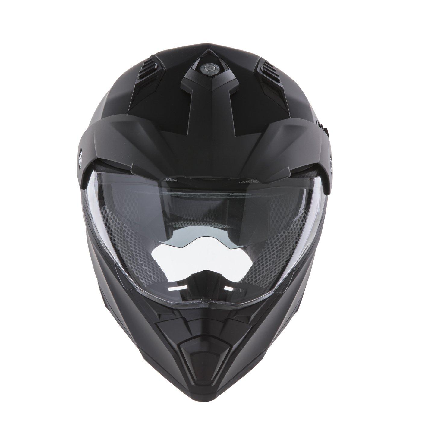 Panthera casque moto X Cross Tourer noir mat taille M