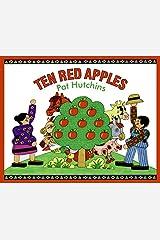 Ten Red Apples Hardcover